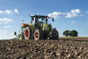 claas arion 660 1