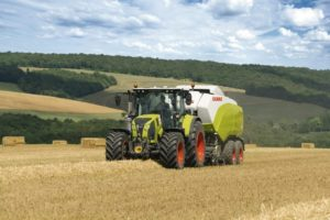 claas arion 660