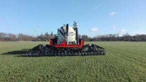 Vrijdag deze luxe 16 m3 capaciteitstank, klaar voor de nieuwe wetgeving, voorzien van een Pro-Ject 870 bemester geleverd door De Kruyf Mechanisatie Aalten aan Loonbedrijf H. Boschloo & Zn. in Gorssel.