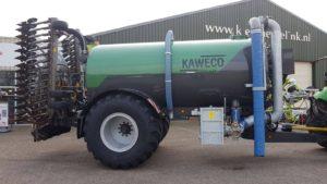 Nieuwe KAWECO Profi II 12 afgeleverd