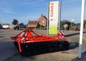 Nieuwe Evers Orlov type W300/56 schijveneg afgeleverd door De Kruyf Mechanisatie Aalten b.v.